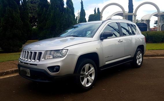 Jeep Compass 2013 Com Amortecedores E Pneus Novos