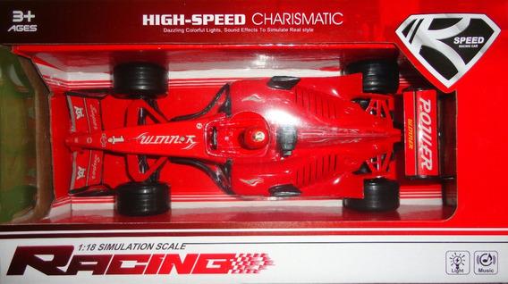 Carros F1 Escala 1:18