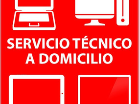 Tecnico Pc A Domicilio Formateos Belgrano Palermo Once Recol