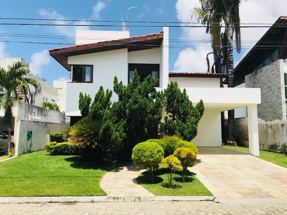 Casa Em Condominio No Altiplano - V-4987