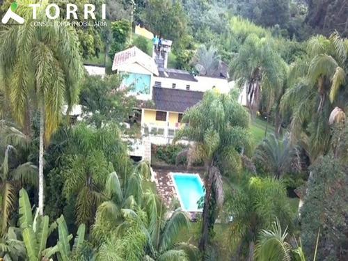 Imagem 1 de 9 de Chácara No Jardim Das Colinas Em Franco Da Rocha - St00159 - 69510607