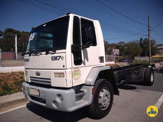 Ford Cargo 1317e 2009 Chassi!!!aceita Troca