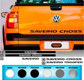 1db0cf8e6 Vendo Saveiro Cross Amarela Com Som Traseiro - Acessórios para ...