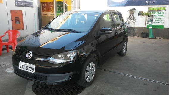 Volkswagen Fox 1.6 Bluemotion Flex - Particular 76400 Km