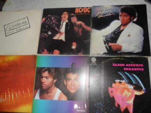 Vinilos Lps Acetatos Rock Pop Discos Imp Nac