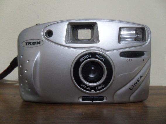 Máquina Câmera Fotográfica Analogica Tron Linea