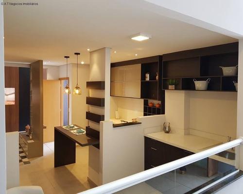 Imagem 1 de 20 de Apartamento À Venda No Edifício Unique Jardine - Sorocaba/sp - Ap07972 - 33863223