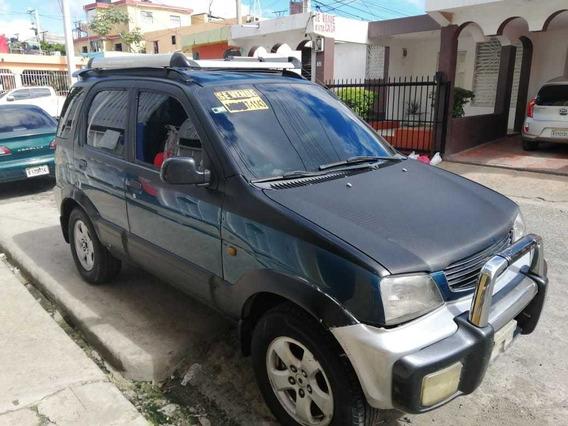 Vendo Mi Daihatsu Terios En Buenas Condiciones.