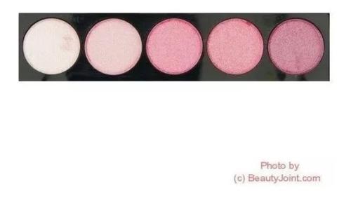 Paleta De Sombras X 5 L.a Colors - g a $2000