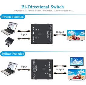Zettaguard 4k Hdmi Switcher - Informática [Melhor Preço] no