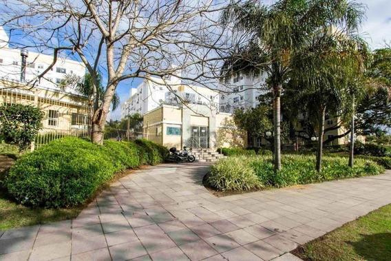 Apartamento Em Cristal Com 2 Dormitórios - Lu429910