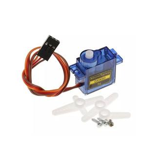 Servomotor Sg90 Rc 9g Cdmx Electrónica