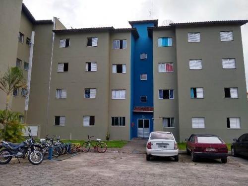 Apartamento No Jardim Umuarama - Itanhaém
