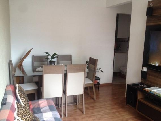 Apartamento Em Jardim Monte Alegre, São Paulo/sp De 52m² 2 Quartos À Venda Por R$ 250.000,00 - Ap394446