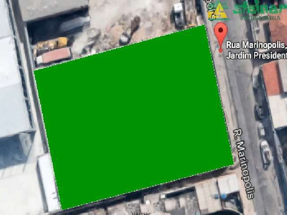 Venda Terreno Acima 1.000 M2 Até 5.000 M2 Jardim Presidente Dutra Guarulhos R$ 2.150.000,00 - 31411v