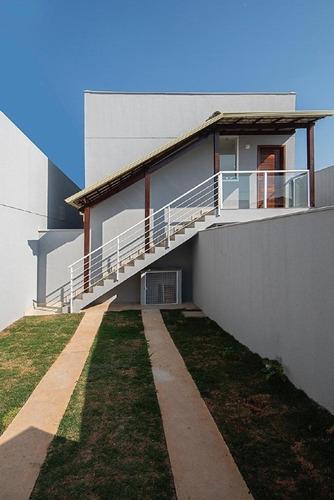 Imagem 1 de 2 de Casa Duplex À Venda, 2 Quartos, 1 Suíte, 4 Vagas, Gávea - Vespasiano/mg - 2800