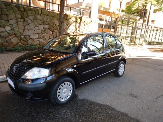 Citroen C3 Glx 2008 53000 Km Preto