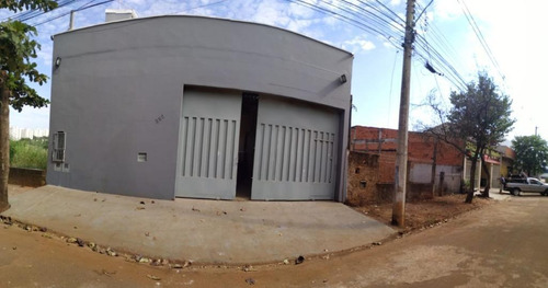 Comercial - Aluguel - Jardim Dulce (nova Veneza) - Cod. Ga0034 - Lga0034