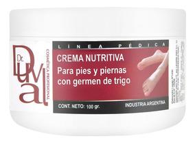 Crema Nutritiva Para Pies Y Piernas X 100g Duval
