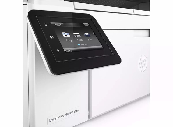 Impressora Hp Multifuncional M130fw Com Wifi Envio Rapido