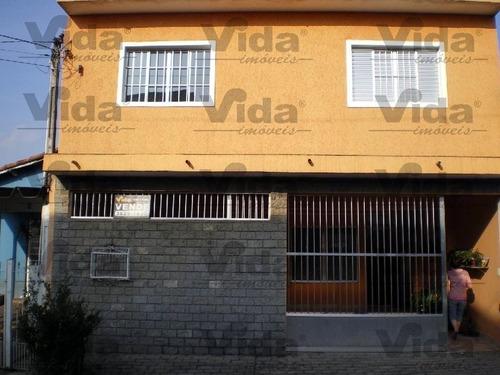 Casa Sobrado Em Conjunto Dos Metalúrgicos  -  Osasco - 33093
