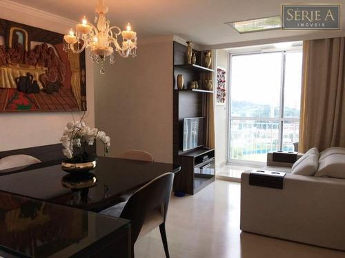 Imagem 1 de 30 de Apartamento Com 3 Dormitórios À Venda, 61 M² Por R$ 450.000,00 - Bom Retiro - São Paulo/sp - Ap1213