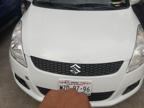 Suzuki Swift 1.4 Gls 5vel Aa Mt 2012
