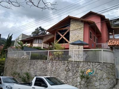 Casa A Venda No Bairro Braunes Em Nova Friburgo - Rj. - Cv-191-1