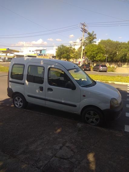 Renault Kangoo 1.6 16v Rn 5p 2004