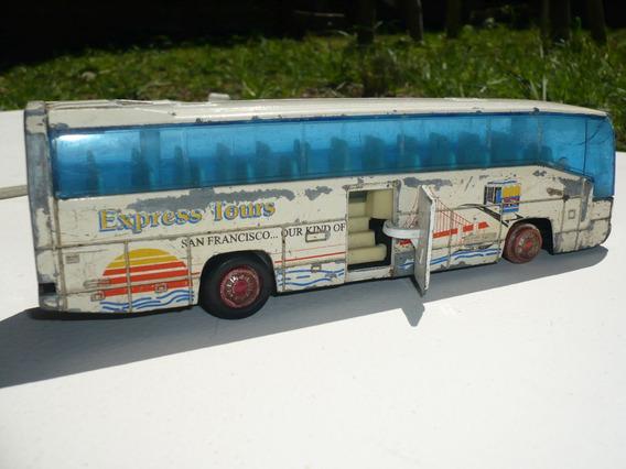 Colectivo Mercedes Benz Micro Escala Welly Bus O303 Rhd 9480
