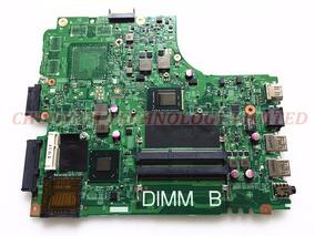 Placa Mãe Dell Inspiron 3421 2640 5421 P37g 5j8y4 Core I3
