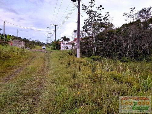 Imagem 1 de 3 de Terreno Para Venda Em Peruíbe, Estancia Sao Jose - 3441_2-1128544