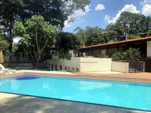 Casa Com 4 Dormitórios 2 Suítes À Venda, 800 M² Por R$ 1.700.000 - Chácara Do Refugio - Cotia/sp - Ca2654