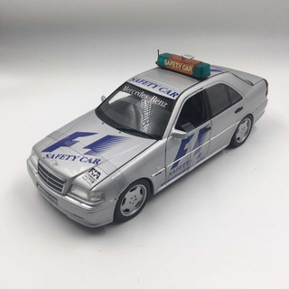 F1 Mercedes Benz C-class Amg Safety Car 1977 Ut Limited 1/18
