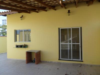 Abaixou !!! Linda Casa Lado Praia Em Itanhaém - Ref.:5659