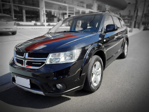 Dodge Journey 3.6 Sxt 7 Lugares Baixa Km U.dono 2012