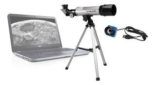 Meade Telescopio Lunar Observer Imager + Camara