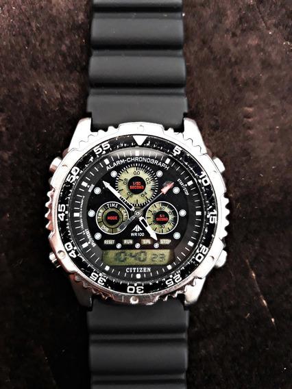 Relógio Citizen Wr100 Promaster
