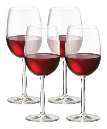 Taça Vinho Ritzenhoff Vinho Tinto 485ml Cristal 4un