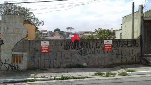 Imagem 1 de 6 de Excelente Terreno Em Local Nobre Da Penha - Pe14762