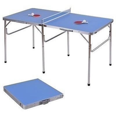 Mesa Portátil De Ping Pong De 1.5m