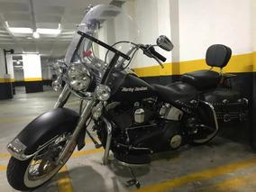 Heritage Flstc 2014/modelo 2015 Abs
