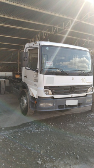 Mb Atego 1315 Toco 4x2 Ano 2005 (no Chassi).