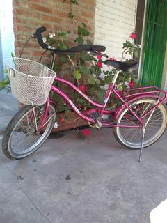 Bicicleta Velochi Rod 16 Niña