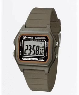 Relógio Masculino Xgames Xgppd107 Bxmx