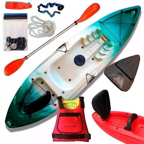 Kayak Skandynavian Aesir Pesca Combo 7 Premium!!
