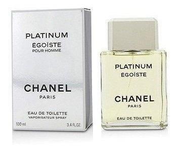 Perfume Chanel Platinum Egoist 100 Ml Edt