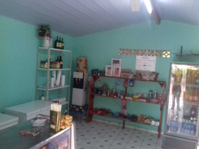 Casa De 3 Pieza Un Baño Salón Para Negocio Cocina
