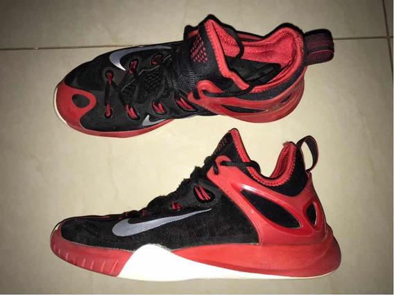 Zapatillas De Básquet Nike Zoom Hyperrev