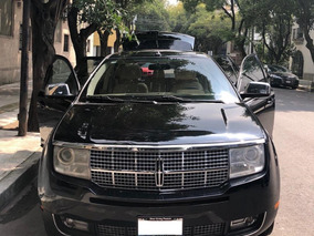 Lincoln Mkx 2007 Limited... Exelente... A Tratar...